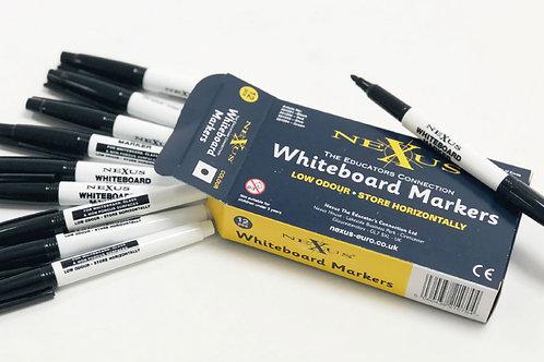 Nexus Whiteboard Pen - Boxes of 12