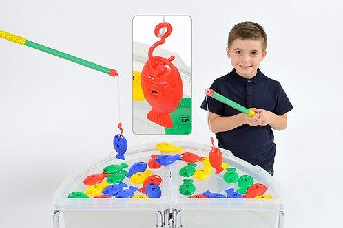 Giant Kids Fishing Game - 1-30
