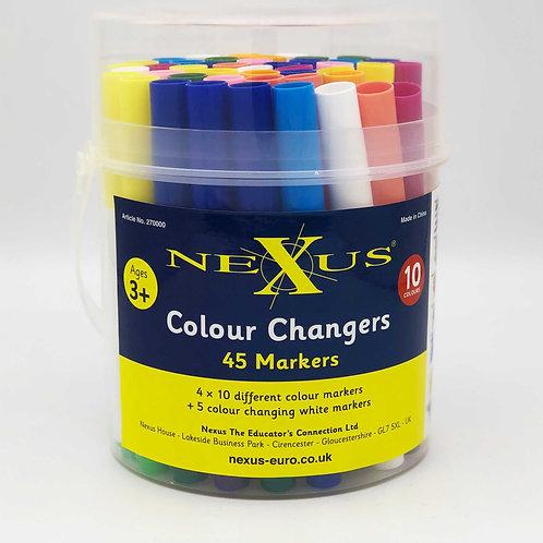 Nexus Colour Changers