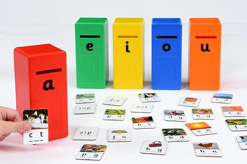 Spelling Posting Game