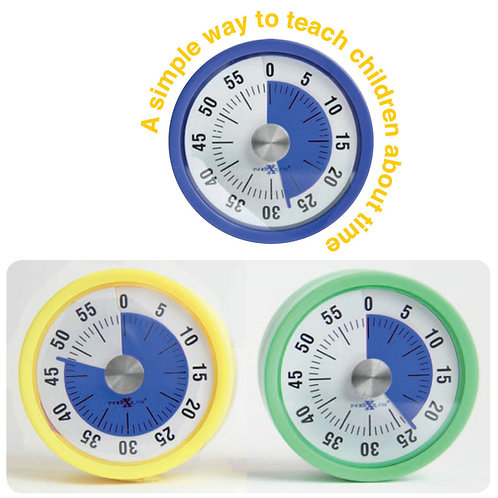 Nexus Small Countaway Timer - Pack of 3