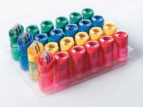 Nexus Dual Hole Pencil Sharpeners