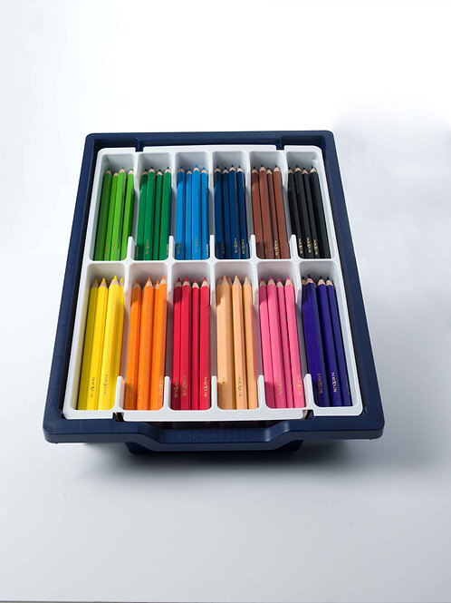 Cromocolour Pencil Set 144pcs
