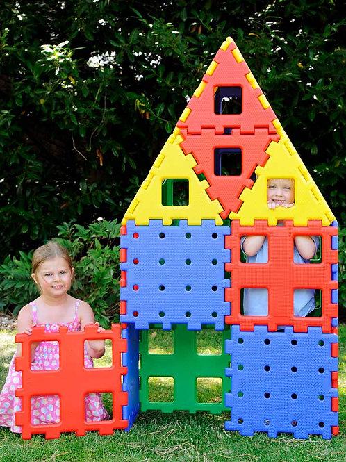 Extra Large Garden Construction Toy - 24pcs