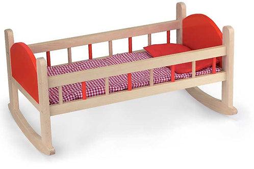 Nexus Wooden Doll's Cradle