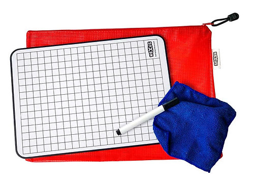 A4 Grid & Plain Whiteboard Essential Kits - ONLY £4.98 per child (Pack of 30)