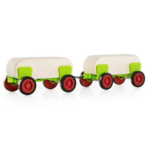 Block Science Car Set