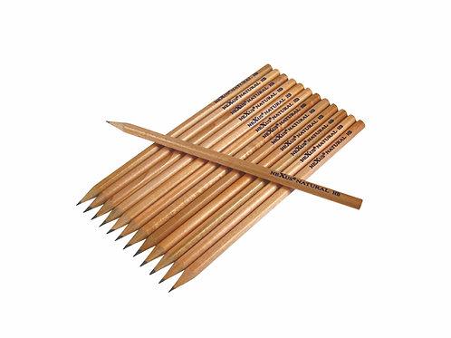 Nexus Basswood HB Pencils