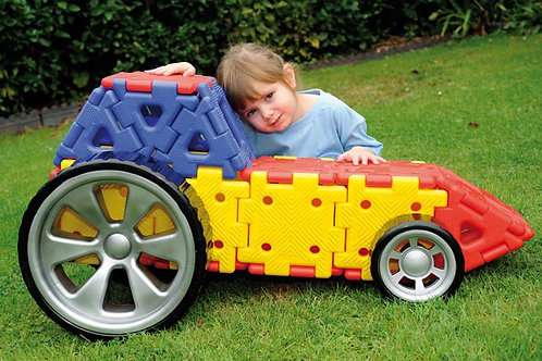 Build a Toy Car Kit