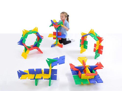 Giant Interlocking Building Toys (72 pcs)