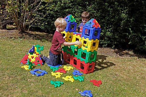 Giant Garden Shape Toys - 80pcs