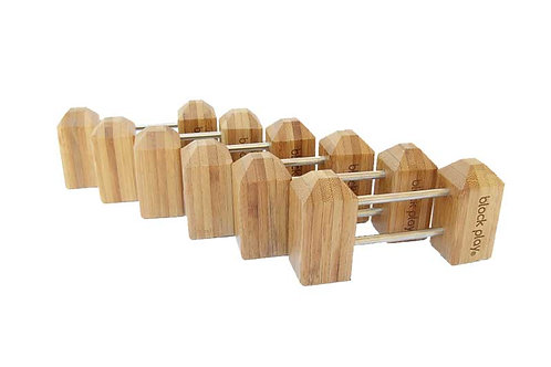 Block Play Fences Set