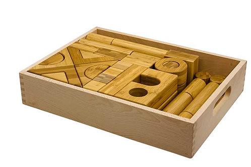 Block Play - Set 1 (37 Pcs)