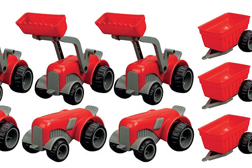 Nexus Digger, Tractors and Trailers Set