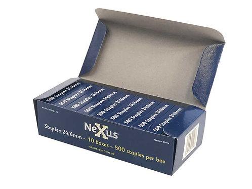 Nexus Universal Staples