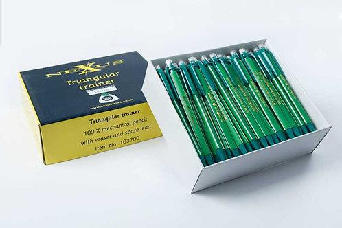 Nexus Trainer Pencils Green 0.5mm (Pack of 30)