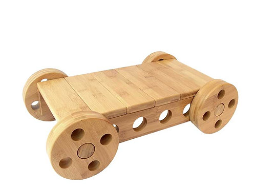 Block Play Chassis Set