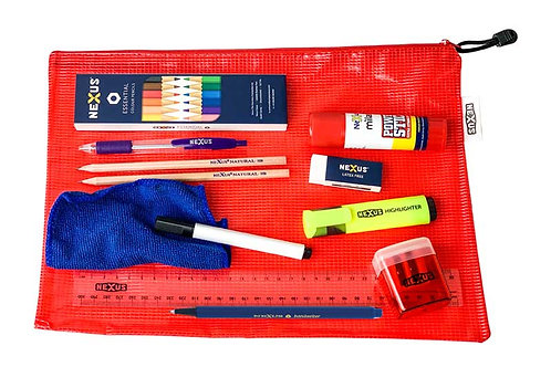 28 Piece Set Junior Essential Kits - Only £7.99 per child (Pack of 30)