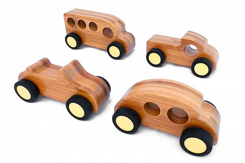 Early Years Bamboo Vehicles