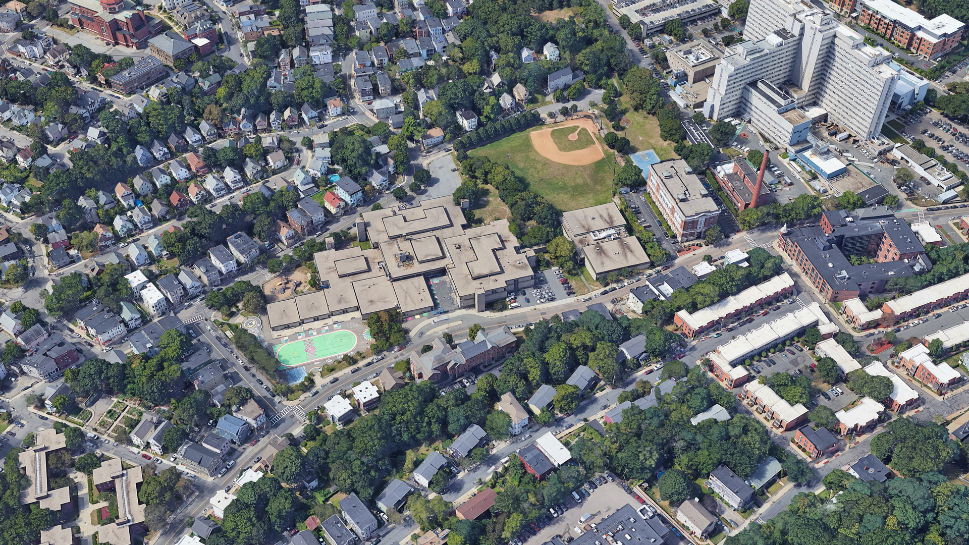 SUMNER EARLY LEARNING CENTER AND ATHLETIC FIELD UPGRADES