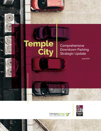 Temple City Parking Study