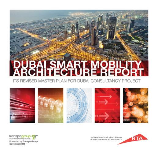 Dubai Smart Mobility Architecture