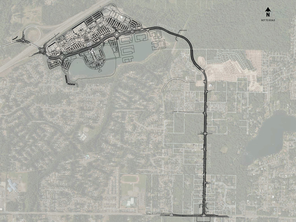Covington Connector