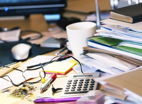 Get Rid of Clutter!