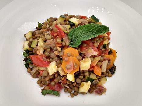 Salade-chaude-de-lentilles_dietetiqueaudrey