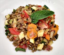 salade-chaude-de-lentilles_dietetiqueaudrey.com