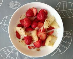 yaourt-pommes-fraises_dietetiqueaudrey.com