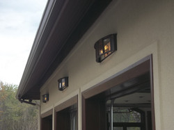 Outdoor Garage Lights