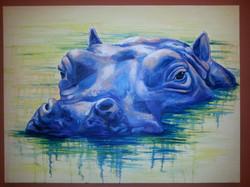My Big Purple Hippo