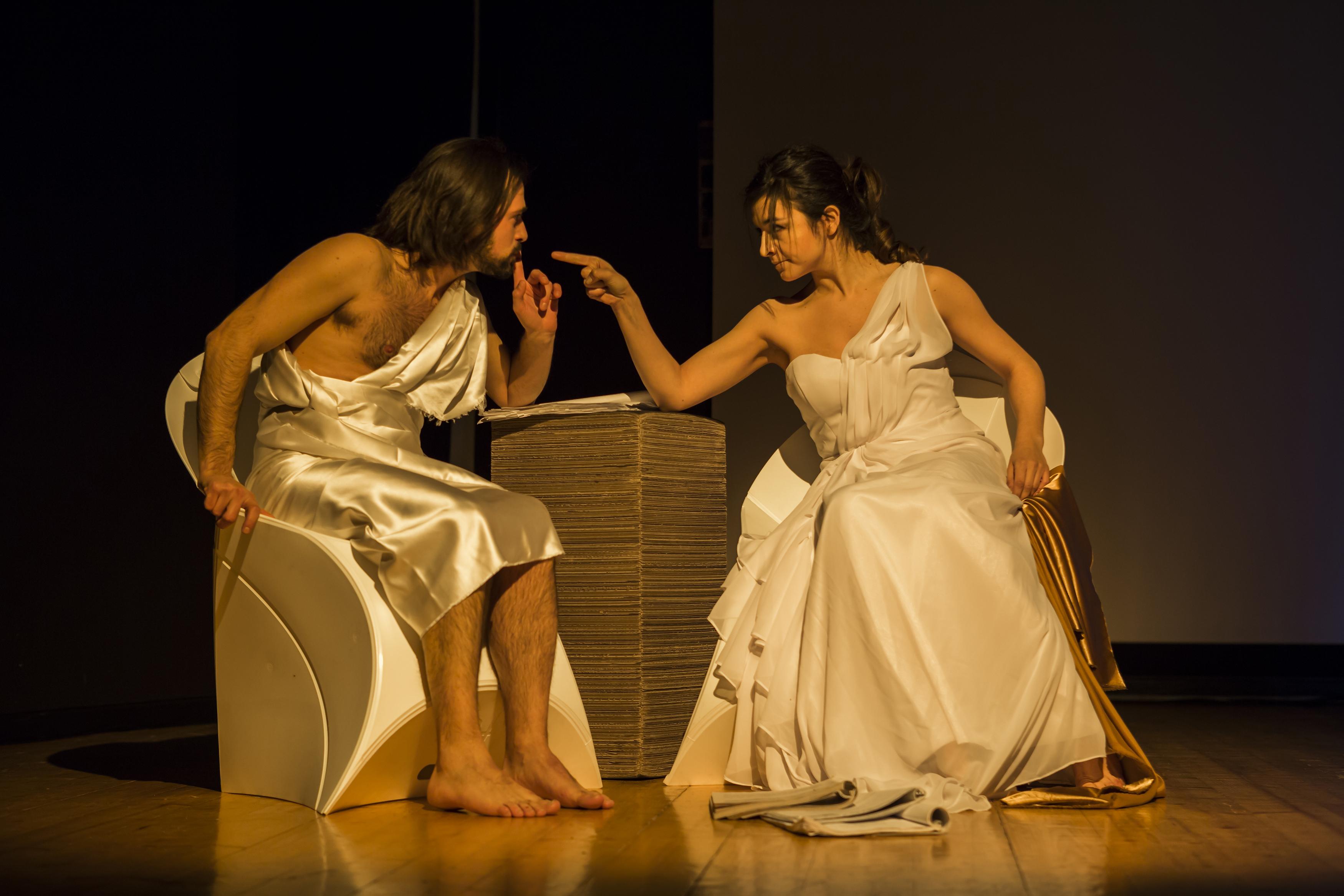 Hera e Dioniso