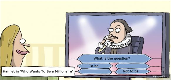 Hamlet Joke