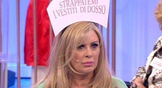 Tina Cipollari in Uomini e Donne, reti Mediaset