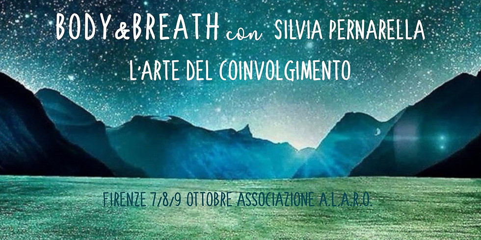 BODY&BREATH  - L'arte del Coinvolgimento