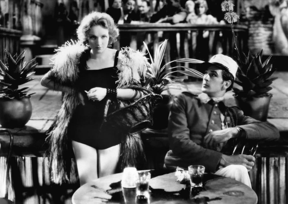Marlene Dietrich - Marocco