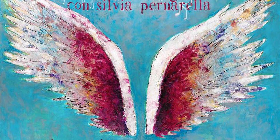 CONSULTAZIONI ANGELICHE CON SILVIA PERNARELLA (sessioni individuali)
