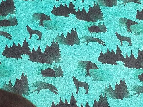 Wolves Teal