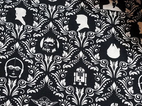 Face Star Wars Damask