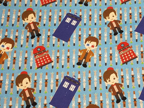 Little Dr Who 2