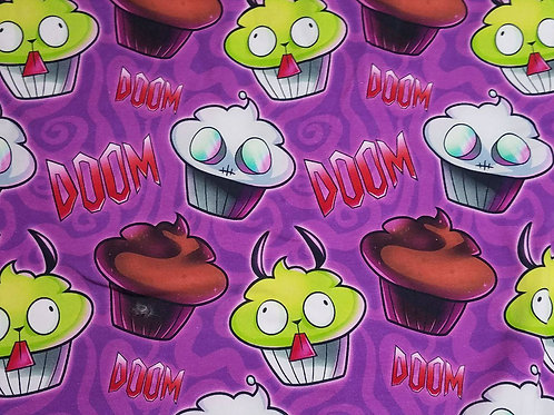 Invader Zim Cupcakes