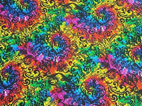 Tie Dye Hearts