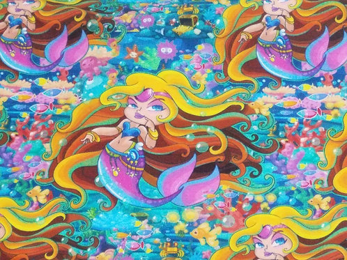 Purple Mermaids