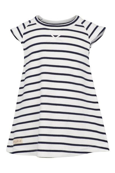 3320 - Stripe cotton dress