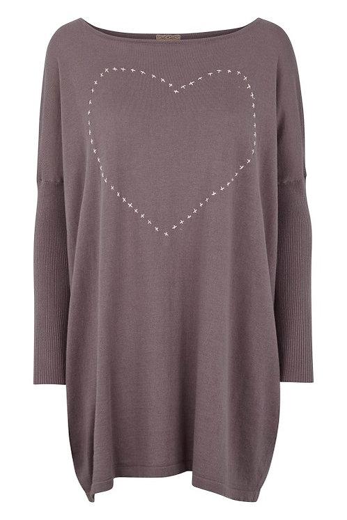 3280J - Onesize blouse – Silk Mink