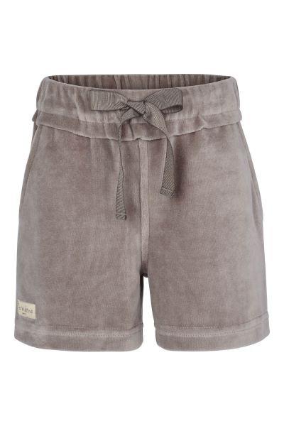 3310J - Velvet shorts – Olive
