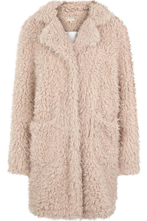 3185 - Polar bear coat - Beige