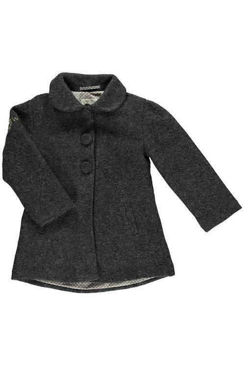 2487A - Wool coat - Grey